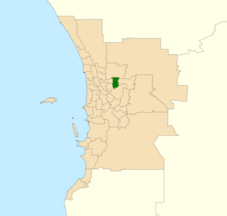 Electoral district of Bassendean State electoral district in Perth, Western Australia