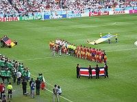 WC 2006 - Germany v Costa Rica - teams.jpg
