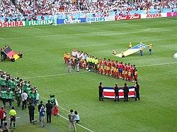 Alemania y Costa Rica en el partido inaugural de la Copa Mundial de Fútbol  de 2006 de507925a5743