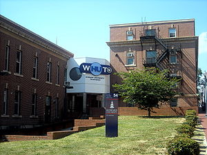 Howard University - WHUT-TV station in Washington, D.C.