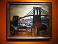 WLA brooklynmuseum Samuel Halpert View of Brooklyn Bridge.jpg