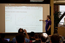 WMF Metrics Meeting July 2013 08.jpg