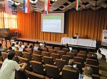 File:WM CEE Meeting 2013 - Yevgen, Wiki Loves Earth, audience.jpg