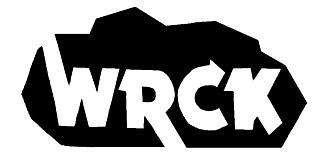 WSRU - WRCK's only logo, 1980–1991