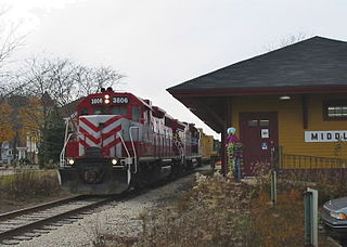 Wisconsin and Southern Railroad