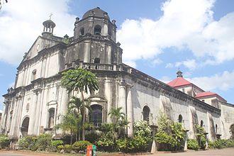 Naga, Camarines Sur - The Naga Metropolitan Cathedral