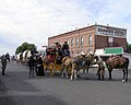 Wagon Train at Shaniko (3910163058).jpg