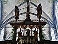 Walcourt Basilique St. Materne Innen Lettner 5.jpg
