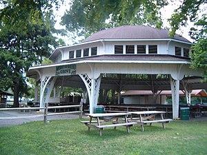 Waldameer Park - Pavilion