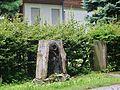 Waldeule gestiftet der Stadt Leonberg, gewidmet Stadtförster a. D. Emil Bosch als Dank für die langjährige Pflege des Waldes und der Hege des Wildes. Walter Hörnstein, 22. Juli 2007 - panoramio.jpg