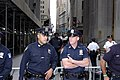 Wall Street Protest Closed 2011 Shankbone.JPG