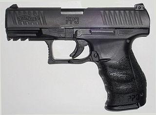 Walther PPQ Semi-automatic pistol