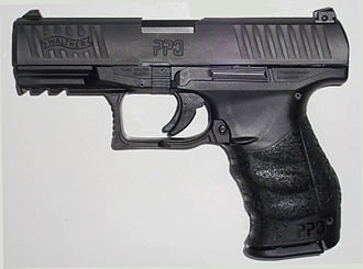 Walther PPQ - Walther PPQ, 9×19mm Parabellum version.