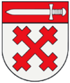 Coat of arms of Lielvārde