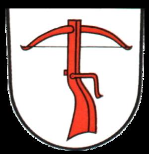 Allmersbach - Image: Wappen Allmersbach im Tal