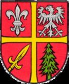 Wappen der Ortsgemeinde Carlsberg