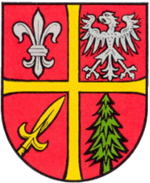 Carlsberg, Germany - Image: Wappen Carlsberg Pfalz