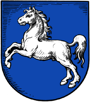 Hardegsen - Image: Wappen Hardegsen