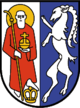 Coat of arms of Sankt Gerold