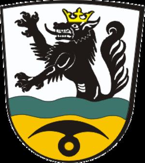 Bächingen - Image: Wappen baechingen