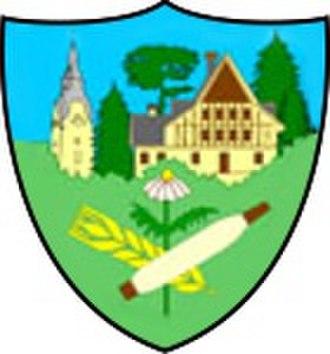 Bergen, Saxony - Image: Wappen bergen vogtland