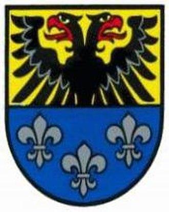 Lorscheid - Image: Wappen lorscheid