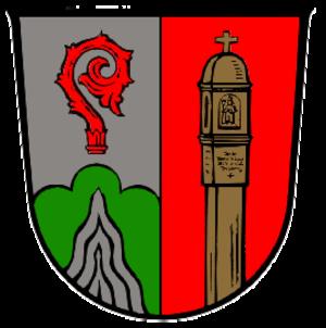 Böhmfeld - Image: Wappen von Böhmfeld