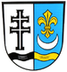 Coat of arms of Pleß