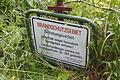 Warntafel Totes Moor am Steinhuder Meer (Neustadt am Rübenberge) IMG 7655.jpg