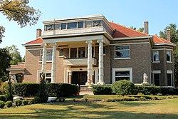 Warren-Crowell House - Wikipedia