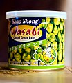 Wasabi coated green peas.jpg
