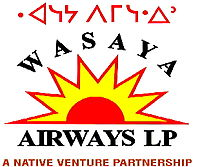 Logo der Wasaya Airways