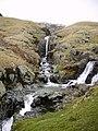 Waterfall Wren Gill - geograph.org.uk - 677403.jpg