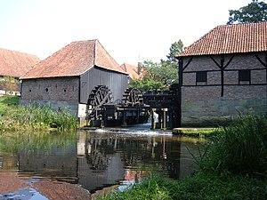 Twente - Oostendorpermolen, near Haaksbergen