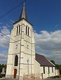 Wavrechain-sous-Faulx - Église Saint-Léger (03).JPG