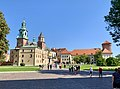 Wawel Cathedral, Kraków, Poland, Sept 2019, 01.jpg