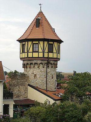 Pfeddersheim - Defensive Tower Pfeddersheim