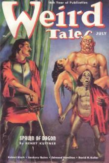 Weird Tales volume 32 number 01.djvu