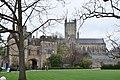 Wells. Bishop's Palace. Croquet Lawn 6.jpg