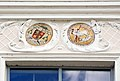 Wernberg Klosterkirche Medaillons ueber Eingang 16082008 73.jpg
