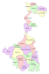 WestBengalDistricts numbered.svg