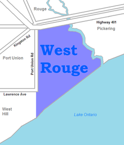 West Rouge map.PNG