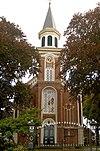 foto van Nederlands hervormd kerkgebouw