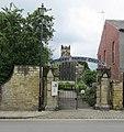 Wetherby Parish Church entrance in North Street (geograph 4075531).jpg