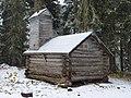 Whaleback Snow Survey Cabin NW quarter - Rogue River NF Oregon.jpg