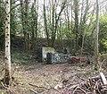Whitwell Station - way men's hut - geograph.org.uk - 1255571.jpg