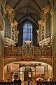 Wien - Michaelerkirche, Orgelempore.JPG