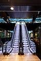 Wien Taborstraße 2 Praterstraße 1 weXelerate 03 Kone escalator.jpg