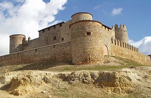 Almenar de Soria - Castle of Almenar.
