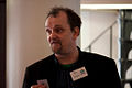 WikiConference UK 2012 - Roger Bamkin 2.jpg